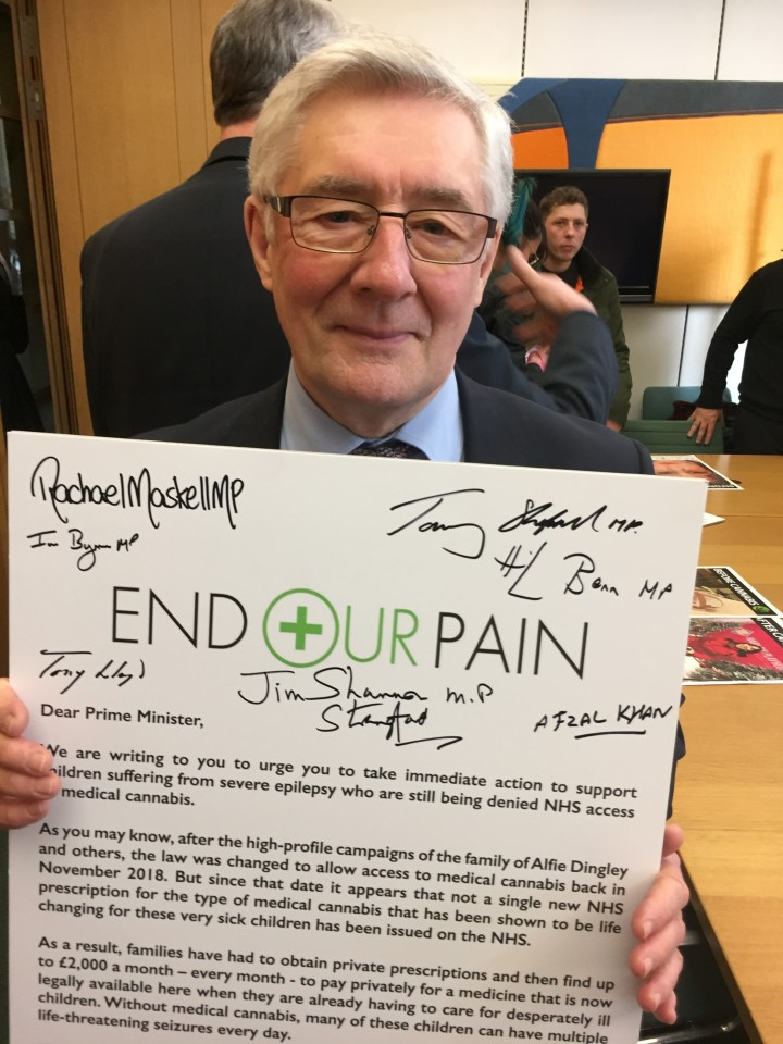 End our Pain